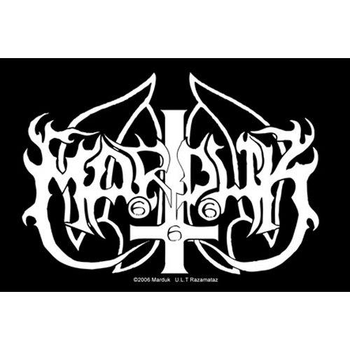 Marduk - Aufkleber Logo