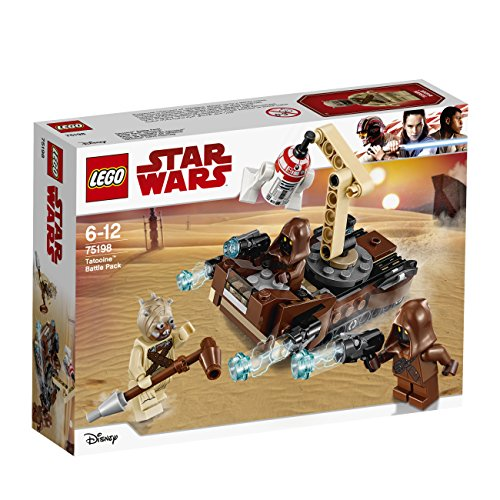 LEGO Star Wars - Pack de Combate de Tatooine (75198)