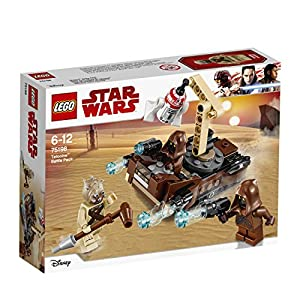 LEGO Star Wars- Tatooine Battle Pack Lego Juego de Construcción, Multicolor, única (75198)