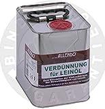 Verdünnung Leinöl-Firnis/Leinöl-Halböl (2.5 Liter)