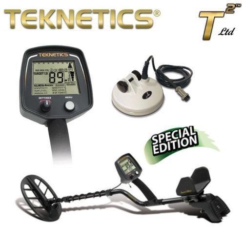 Detector de metales Teknetics T2 edición especial