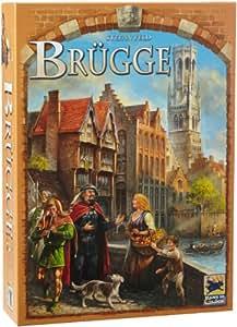 Hans im Glück 48233 - Brügge, Strategiespiel