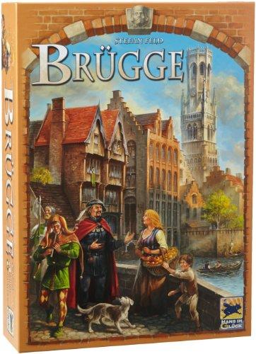 Hans im Glück 48233 - Brügge, Strategiespiel (Brügge Karte)