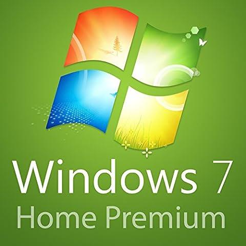 Windows 7 Home Premium 32/64 Bit (Product-Key Versand) (Windows 7 Home Premium Kaufen 64 Bit)