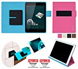 reboon Hülle für Allview Viva Q8 Tasche Cover Case Bumper | in Pink | Testsieger