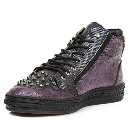 New Rock Pisa Türkis Stiefel M.PS039-S1 Lilac, purple