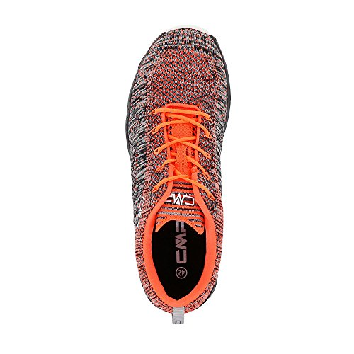 CMP Chamaeleontis Sneaker Anthrazit/Orange rxKuptku