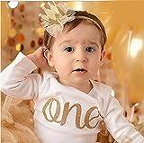 Primi Lovely bebé niña Princesa Bling Bling corona perla diadema Headwear