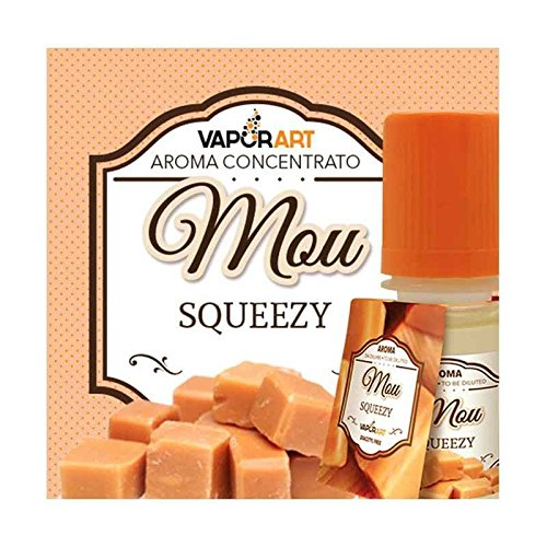 Squeezy MOU aroma concentrato 10ml