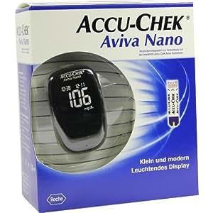 ACCU-CHEK Aviva Nano III Set mg/dl, 1 St