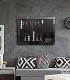Wandspiel Dekospiel Wanddekoration mit Spielfunktion Backgammon Tavla Wanddeko DO-101 by Archtwain