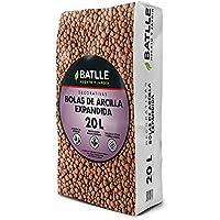 Battle - Sustrato Bolas Arcilla Expandida 20l. -
