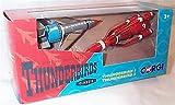 corgi classic thunderbirds thunderbird 1 & 3 set diecast model