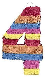Unique Party- Piñata número 4 (6674)
