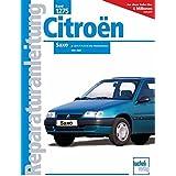 Reparaturanleitung Citroen Saxo 1996 - 2003: 1,0-, 1,1-