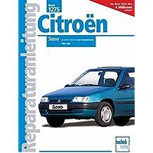 Reparaturanleitung Citroen Saxo 1996 - 2003: 1,0-, 1,1-, 1,4- u. 1,6-Liter-Benzinmotoren