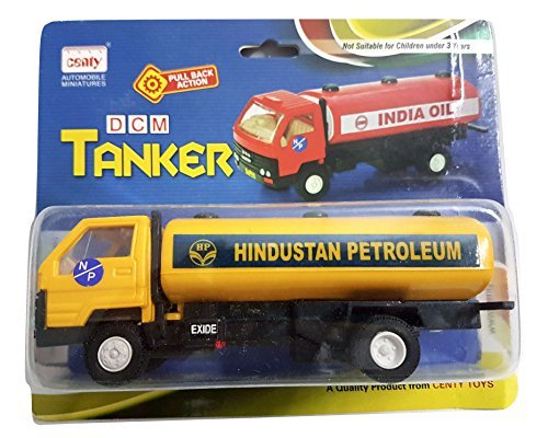 Centy Toys Hindustan Petroleum DCM Oil Tanker  available at amazon for Rs.185