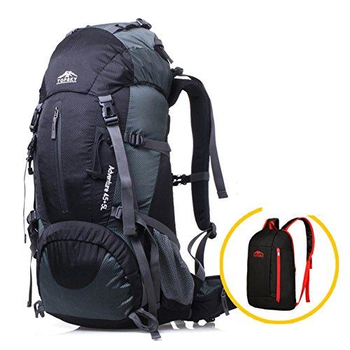 Outdoor-Rucksack/Paar multifunktionale Rucksack/Bergsteigen Tasche/Reisetasche F