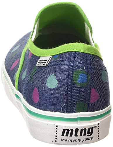 Mtng Verde Multipuntos Vaquero Sportschuhe Attitude Sneakers qCqwazS