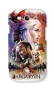 EYP Game Of Thrones GOT House Targaryen Back Cover Case for Samsung S3