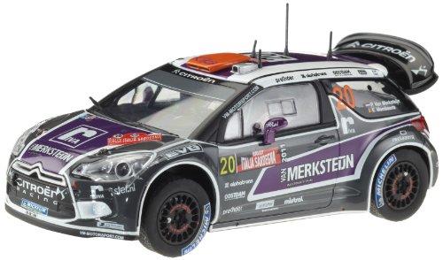 Carrera Evolution - 20027408 - Véhicule Miniature et Circuit - Citroën DS3 WRC - Van Merksteijn - No.14