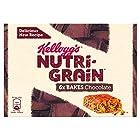 Kellogg's Nutri-Grain Breakfast Bakes Choc Chip, 6 x 45g Bakes