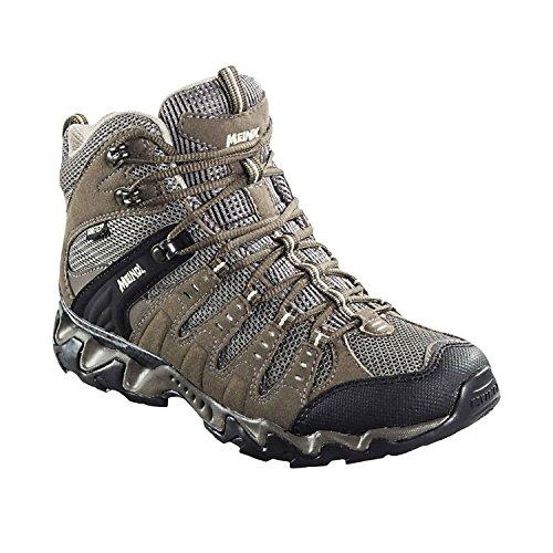 Meindl Schuhe Respond Lady Mid GTX - braun/natur 40
