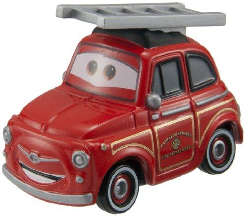 Tomica Cars Rescue Go Go Luigi (Fire Engine Type)