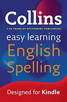 Easy Learning English Spelling (Collins Easy Learning English) by [UK, Collins]
