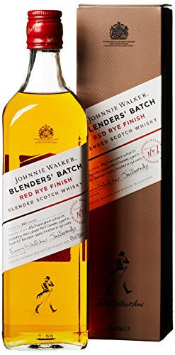 *Johnnie Walker Blenders' Batch Red Rye Finish Blended Scotch Whisky (1 x 0.7 l)*