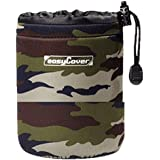 Bilora EASYCOVER Lens Case Small Camouflage