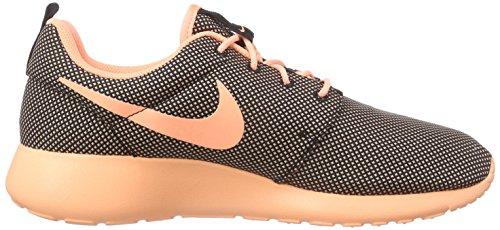 Nike NBM574GS, Sneaker Uomo Multicolore (Black/Sunset Glow)