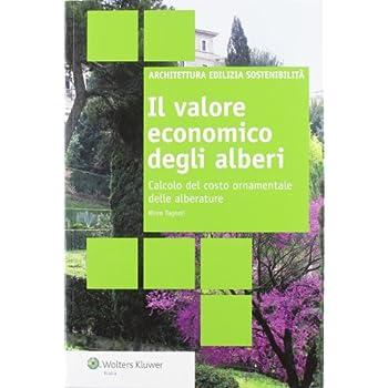 Il Valore Economico Degli Alberi. Calcolo Del Costo Ornamentale Delle Alberature