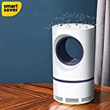 Smart Saver Electric Mosquito Killer with Trap Lamp, Chemical-Free USB Powered UV LED