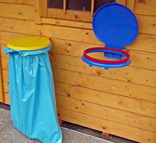 GIES residuos saco soporte, Azul, 120L