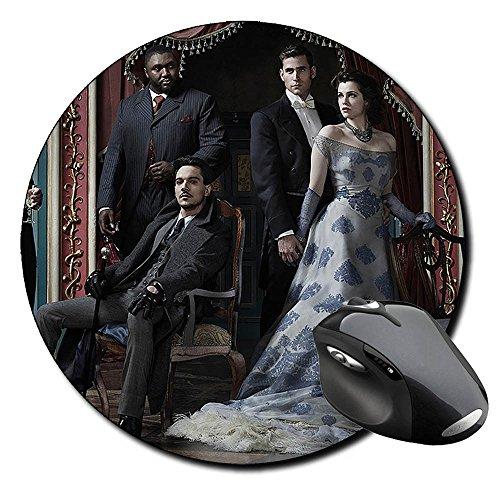 Dracula Jonathan Rhys Meyers A Mauspad Round Mousepad PC (Rhys Dracula-jonathan Meyers)