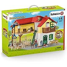 357f6e0501af2 Schleich 42407 Farm Monde Grande Maison de Ferme