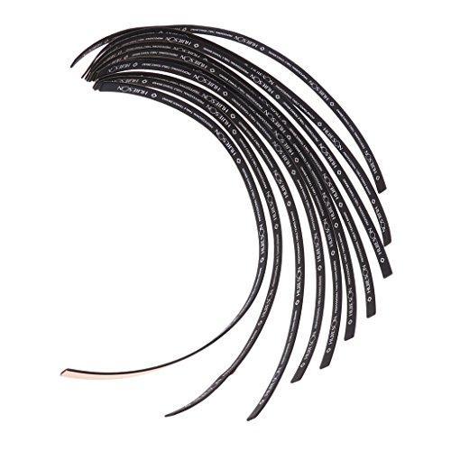 Sharplace Kantenband Für Tischtennis-Schläger - Schwarz