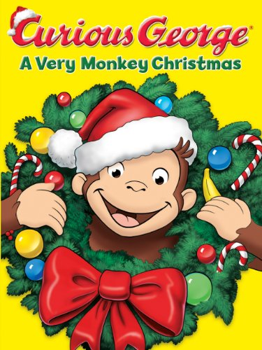 Image of Curious George: A Very Monkey Christmas