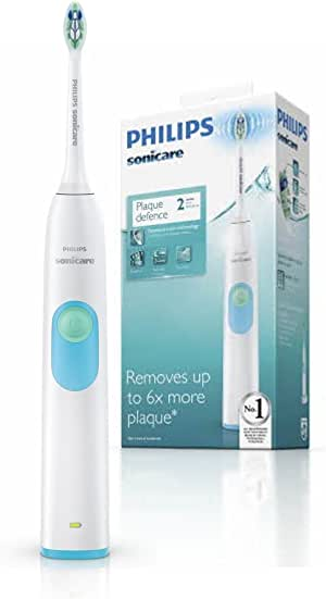 Philips Sonicare HX6231/01 Brosse à dents électrique - Série 2 plaque defense