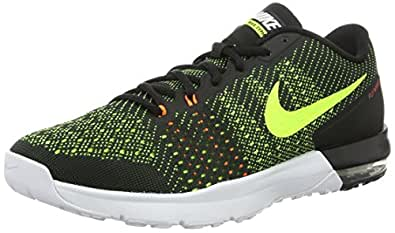d5db0319b3 ... Running Shoes; Nike Men's Air Max Typha Training Shoe Black/Volt/Total  Orange/White Size 14 M US