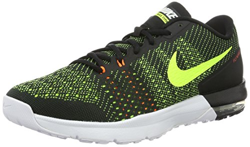 Nike Herren Air Max Typha Wanderschuhe Schwarz (Black/Volt-Total Orange-White) ejKLyfCEF
