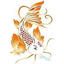 Suchergebnis Auf Amazon De Fur Schablone Fisch