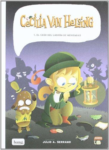 Cecilia Van Helsing es la nieta del famoso cazador de vampiros, acaba de cumplir ocho años y como buen Van Helsing que es, lleva en el ADN la investigación de sucesos paranormales y de monstruos extraños. De camino para ver a su tío, llegará a la ciu...