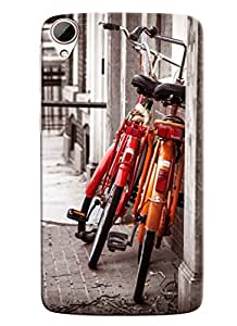 Expert Deal Best 3D Printed Designer Hard Mobile Case Cover Back Cover For HTC 828
