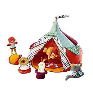 Lilliputiens - 86512 - Cirque et ses acrobates
