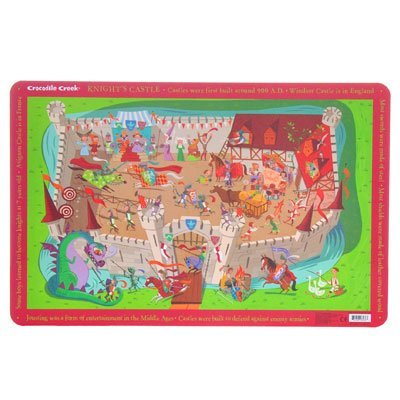 Knight's Castle Placemat