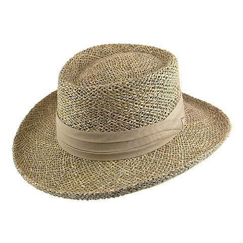 Jaxon & James Pebble Beach Gambler Hat - Natural