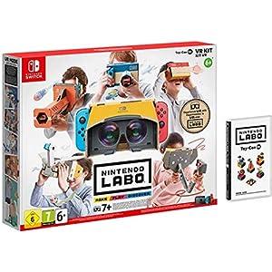 Nintendo Labo: VR-Set  – [Nintendo Switch] (Arbeitstitel)