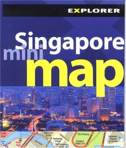 Singapore Mini Map (Mini Maps)